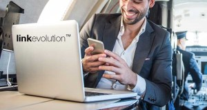 Communications Technology UAS LinkEvolution Launches at EBACE