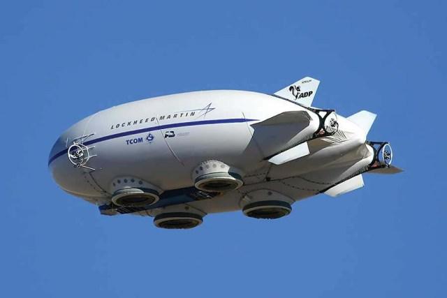 Unique Flying Machines: Lockheed Martin P-791