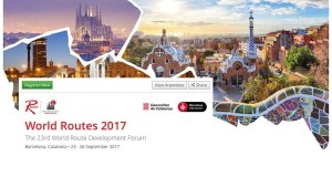 Flight Operations to World Routes 2017 Barcelona