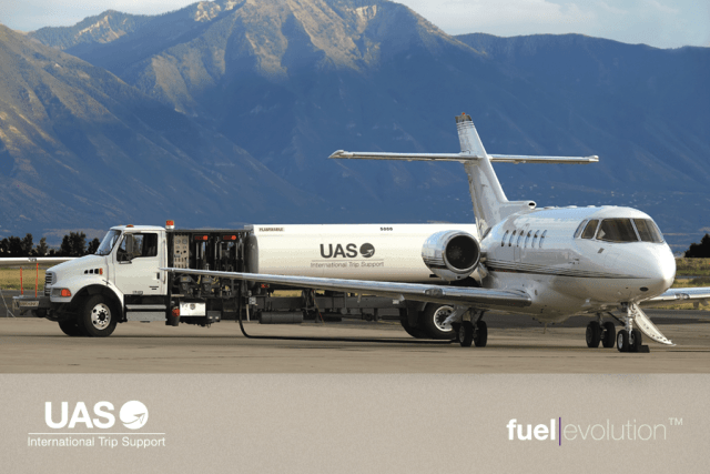 UAS FuelEvolution launches at NBAA-BACE 2017