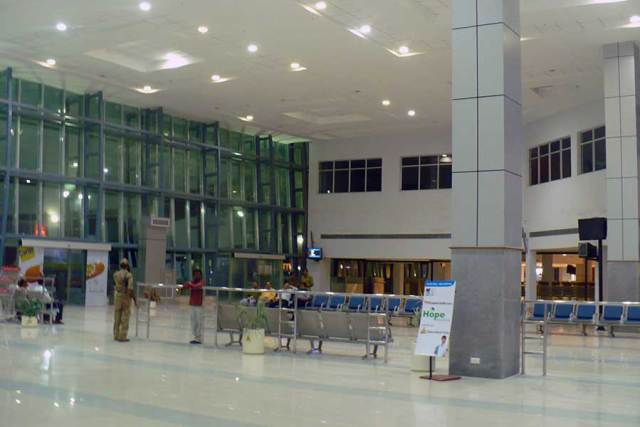 Nagpur International Airport VANP