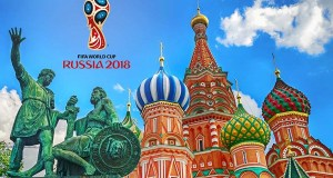 World Cup 2018 Part 2 - Sheremetyevo Airport