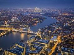 Accessing London through Farnborough