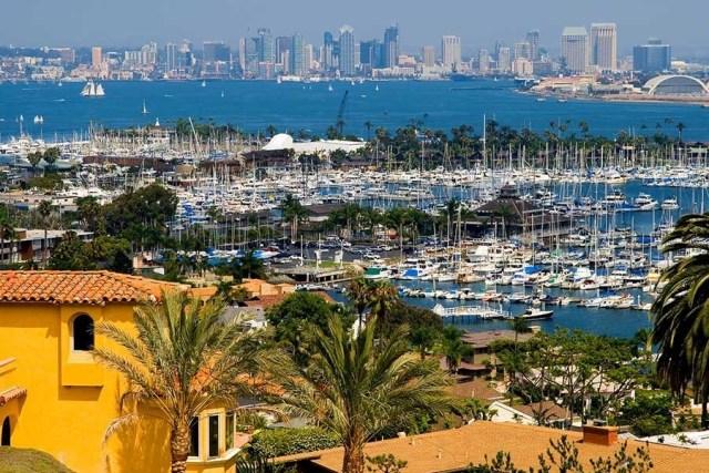 Operations at San Diego International