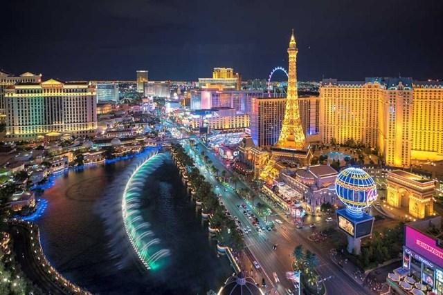 Flight Ops to Las Vegas IOC2018