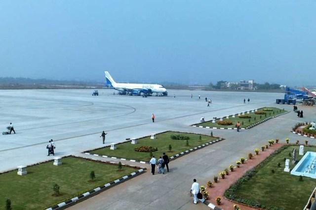 Biju Patnaik International Airport VEBS