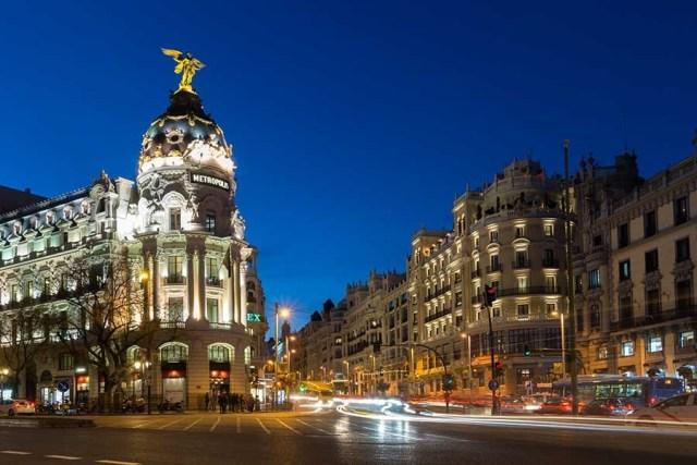 Flight Operations to Madrid