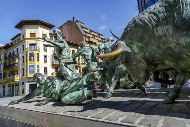Flight Operations to Pamplona Spain