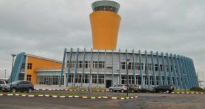 N'djili International Airport FCBB