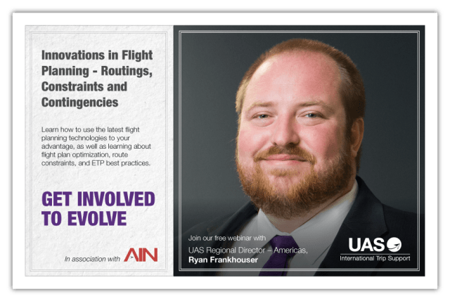 Innovations in Flight Planning - UAS Webinar