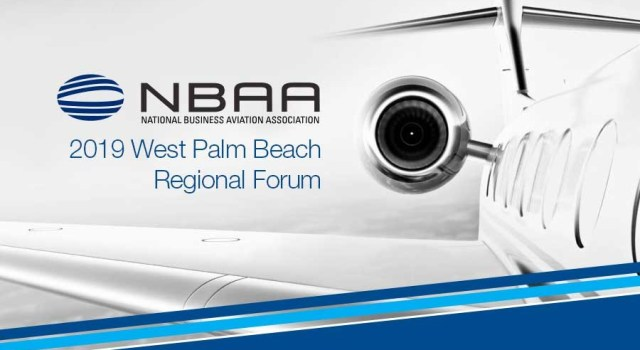 NBAA Regional Forum Palm Beach Florida
