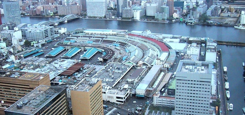 Tsukiji_as_seen_from_Shiodome