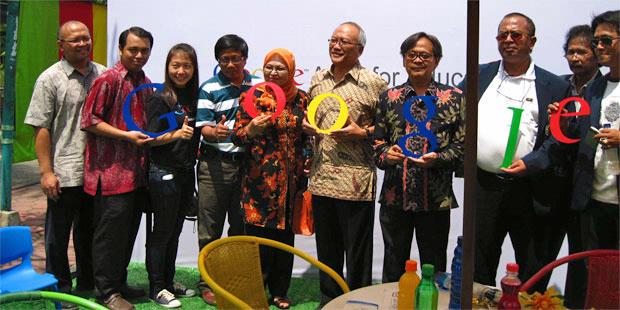 Indonesian Education Lead for Google at UB