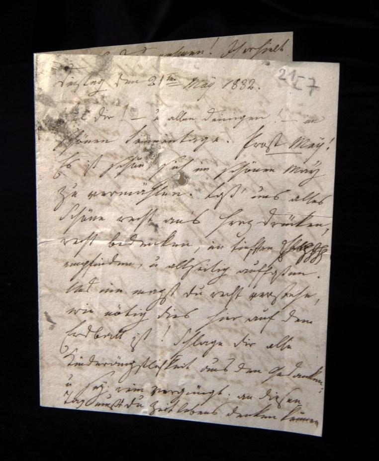 RahelVarnhagen an RebeckaDirichlet-1832-05-21