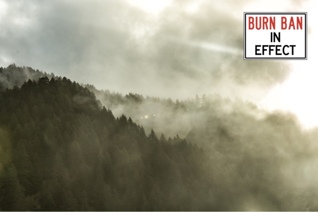 Burn Ban Forest Smoke