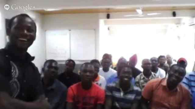 Udacians in Accra