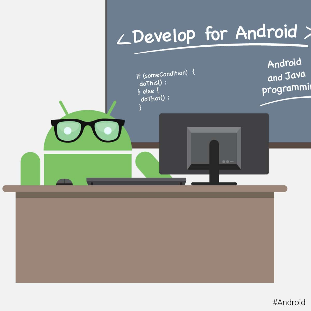 100 Pictures of Android Basics
