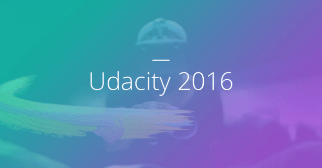 Udacity Year in Review