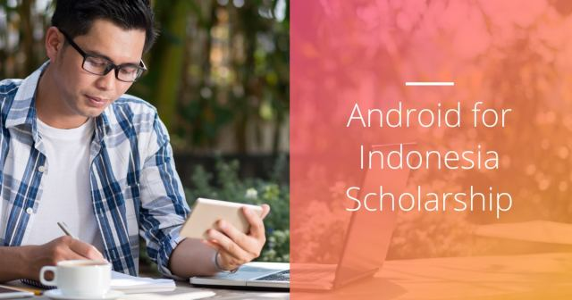 Android Scholarships Indonesia