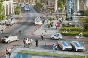 The Future of Urban Mobilty