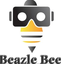 Beazle Bee - Logo - VR Developer - Udacity