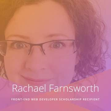 International Women's Day - Udacity - Rachael Farnsworth