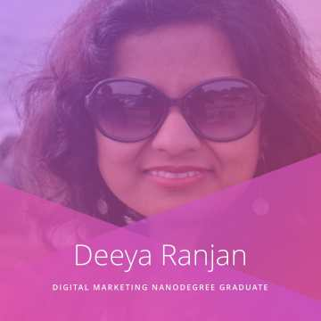 International Women's Day - Udacity - Deeya Ranjan