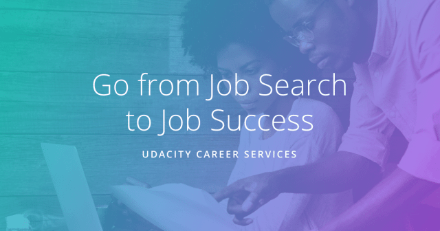Udacity Career Services