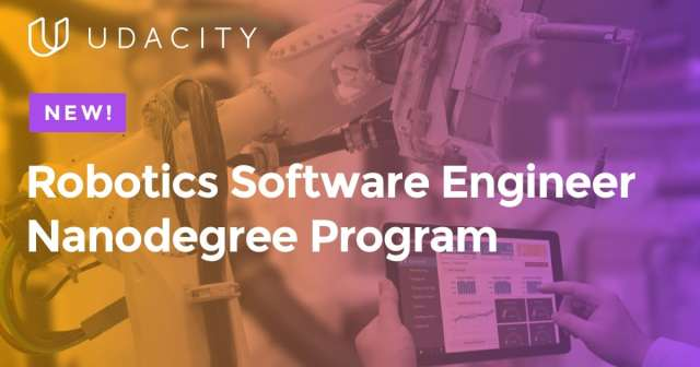 Updated Robotics Software Engineer Nanodegree Program