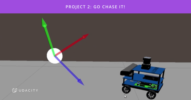 Udacity Robotics Nanodegree Program Project 2