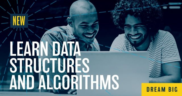 Get interview experience with Udacity's Data Structures and Algorithms program