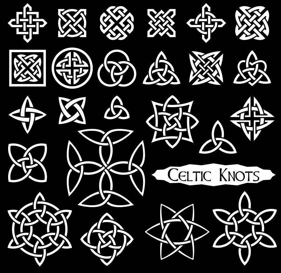 Celtic Knot Jewelry Men