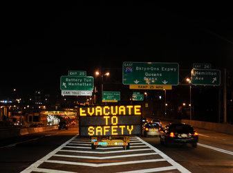 הוריקן איירין צפוי לפגוע באזור ניו יורק ביום א' החל משעות הצהריים, שעון ישראל
