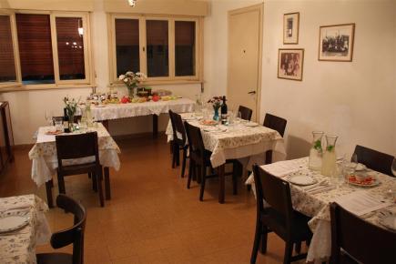 """חדר האוכל ב""""בית לישנסקי"""""""