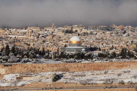 ירושלים של שלג