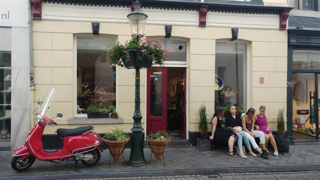 המסעדה Toscanella Apuana, מבחוץ