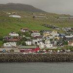 Torshavn Abfahrt