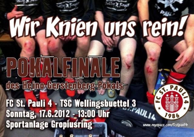 FC St.Pauli 4. - TSC Wellingsbüttel 3.