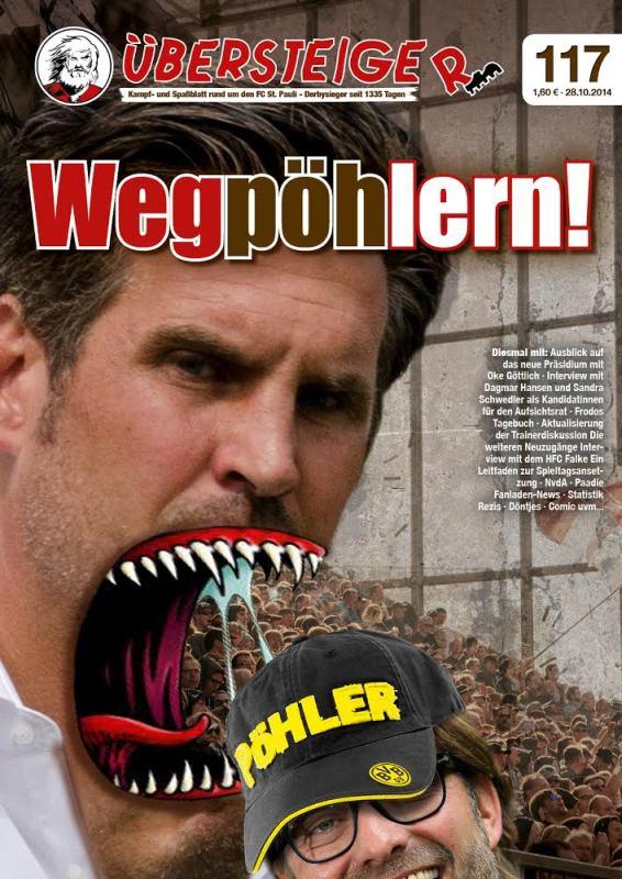 Uebersteiger117 - Cover: Wegpoehlern