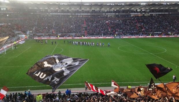 FC St.Pauli - Union Berlin, 1.4.2016