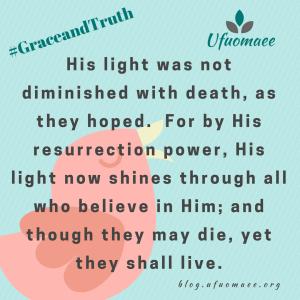 his-light-still-shines
