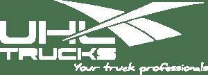 uhltrucks logo white