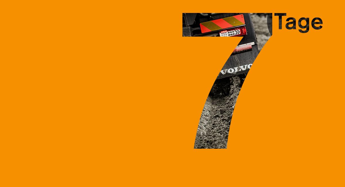 7 tage - volvo xpress