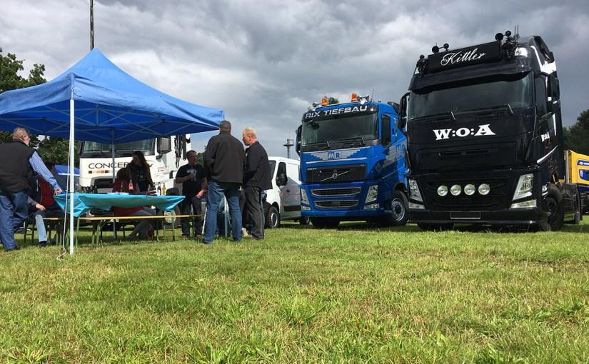 """Trucks for Charity 2017"" in Kaltenkirchen"