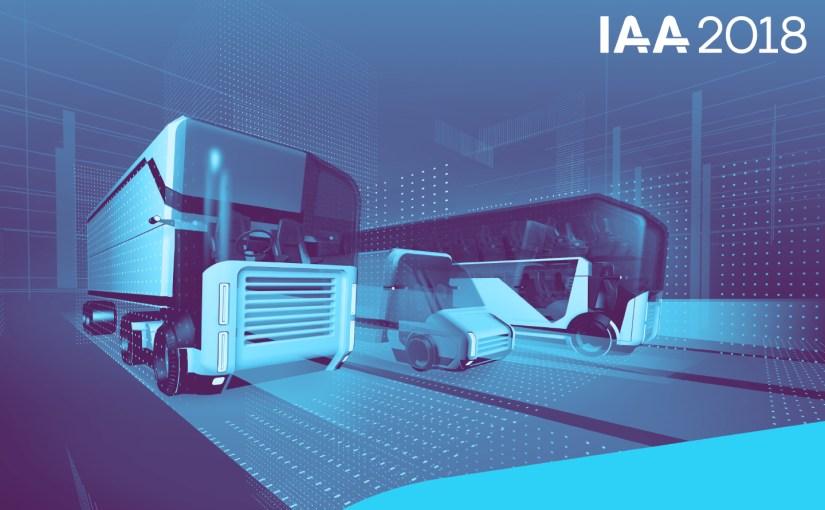 Uhl Trucks auf der IAA 2018