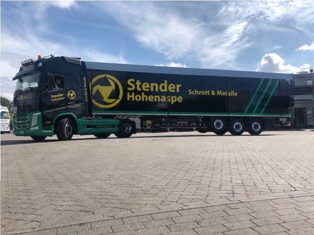 Stender Hohenaspe, Schwarzmüller Schubboden