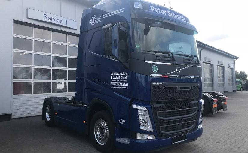 Neufahrzeug Peter Schmidt, Volvo FH