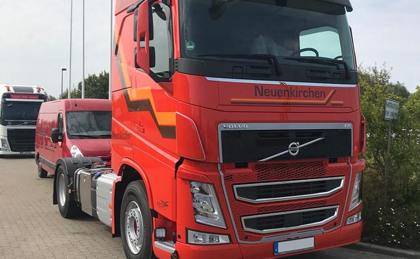 Neufahrzeug Peter Schmidt Neuenkirchen, Volvo FH