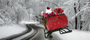 Will Christmas 2018 see Father Christmas on an autonomous sleigh?