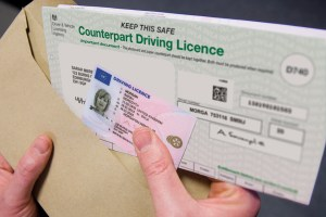 On the road to a digital future with paperless driving licences
